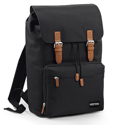 Black & Brown Backpack, Plus d'infos...
