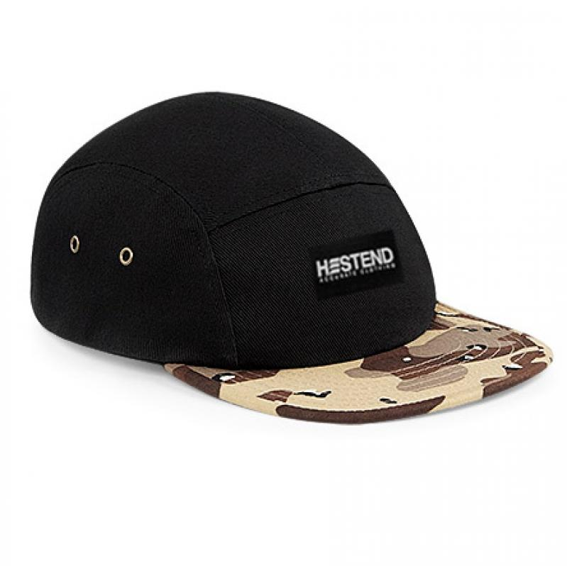 5 panel Black & Desert Camo, Plus d'infos...