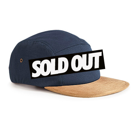 5 panel Navy & Brown, Plus d'infos...
