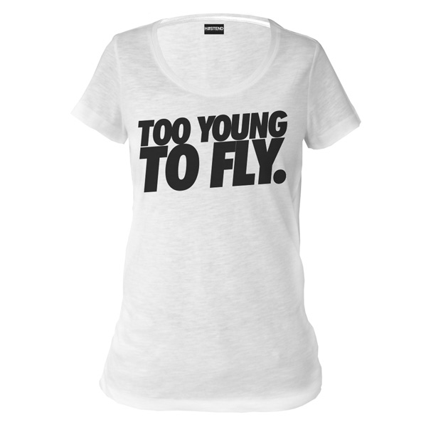 Too young to fly Femme, Plus d'infos...